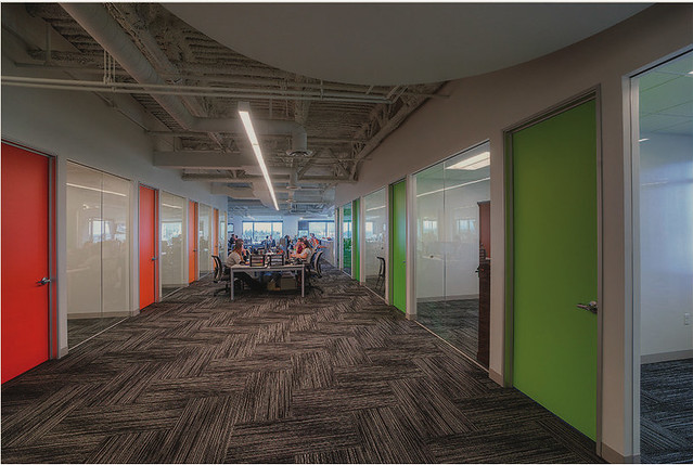 austin shared office space locations