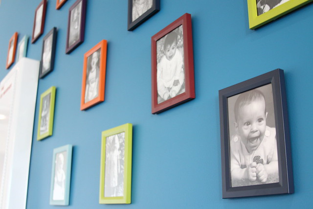 Tanga Baby Picture Wall